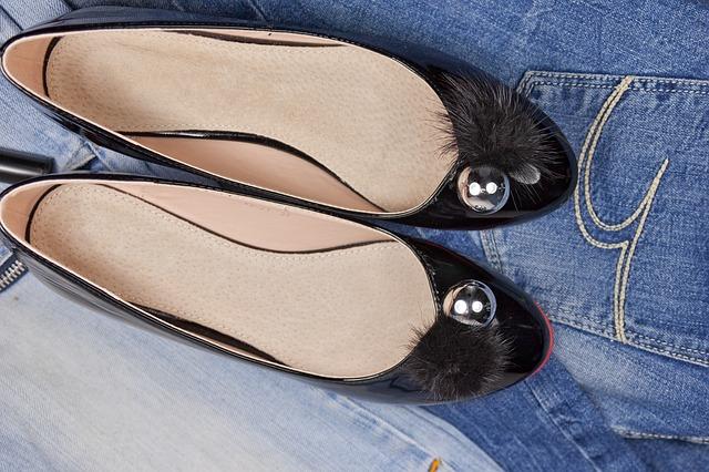 נעלי בלרינה